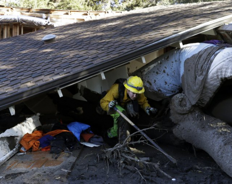 Update: California mudslides death toll rises to 19