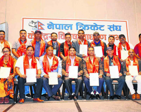 Chand panel clean sweeps CAN elections; vows to end stagnation of cricket in Nepal