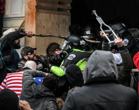 U.S. says Capitol rioters meant to 'capture and assassinate' officials - filing