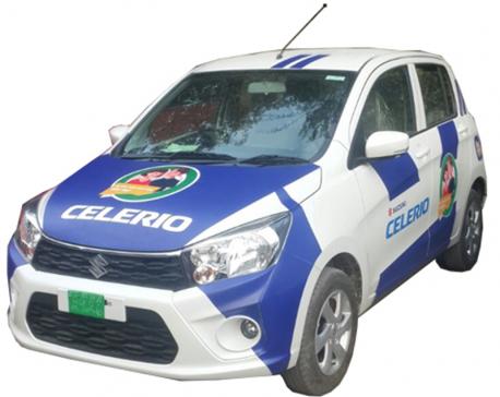 Celerio test drive campaign attracts public