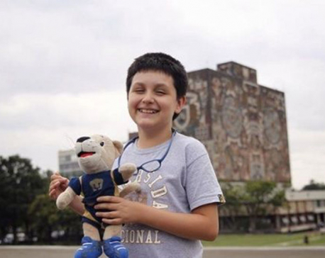 Mexico: 12-Year-Old Boy to Study Biomedical Physics at UNAM