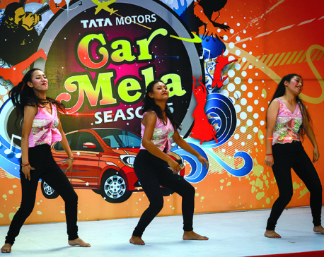 Fifth TATA MOTORS Car Mela comes to an end