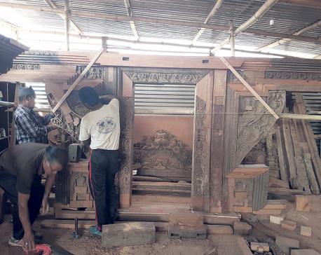 Over 1,000 carpenters rejoice as reconstruction picks up