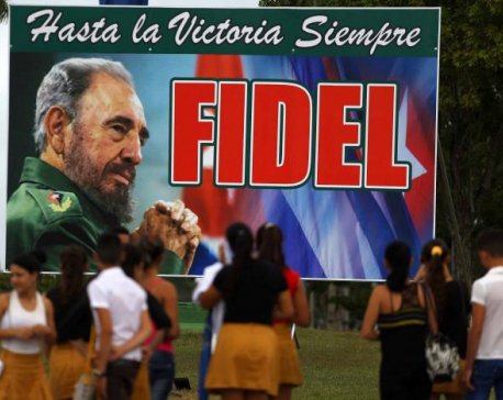 Reunited in death: Fidel Castro's remains rest at Che Guevara mausoleum
