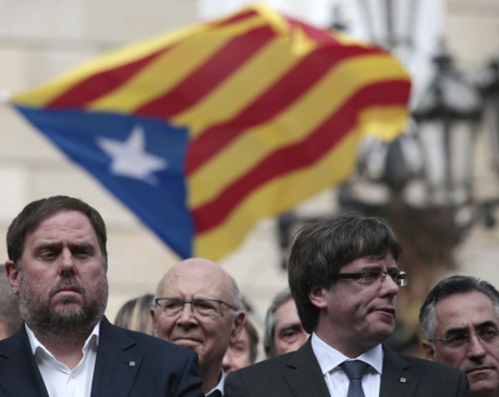 Catalan officials study date for independence declaration