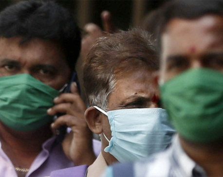 India needs at least 38 million masks to fight coronavirus - agency document