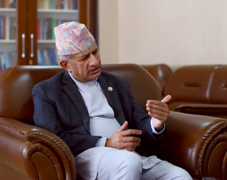 Scope of coronavirus test will be expanded and hundreds will be tested daily: Minister Gyawali