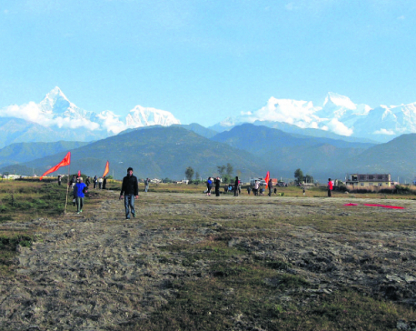 China EXIM Bank approves loan for Pokhara Regional International Airport