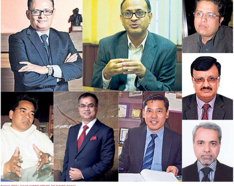 A CEO from within: 