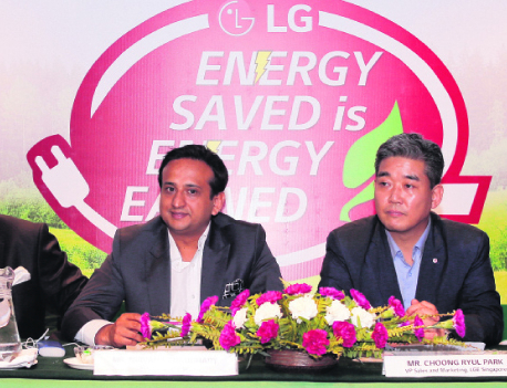 CG says putting focus on energy-efficient products