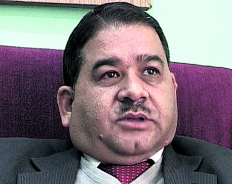 Chandra Singh Saud appointed Nepse GM