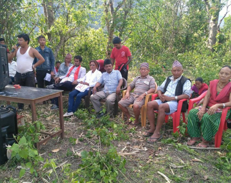 14 Chepang candidates standing for local polls in Dhading