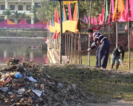 Chhat preparations underway in Terai (with photos)