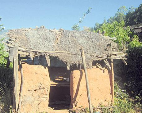 Woman dies due to Chhaupadi