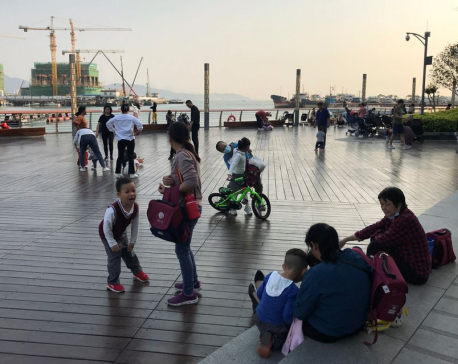 China says each couple can have three children, in change of policy