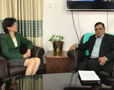 Nepal committed toward one China policy: DPM Mahara