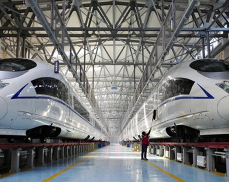 China's top train maker receives order from India