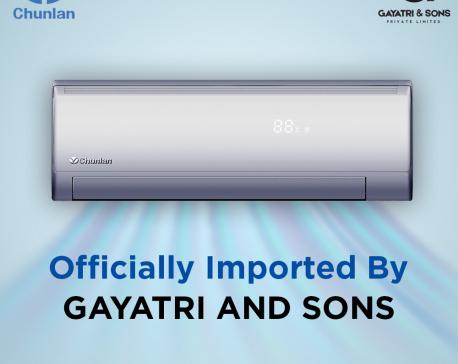 Gayatri and Sons Pvt Ltd launch Chunlan AC