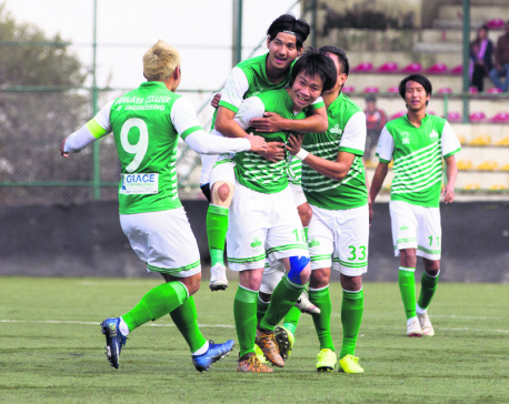 Inconsistent Manang loses ground in title race