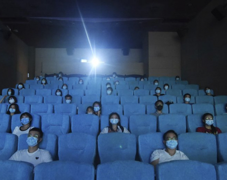 Some Chinese cities reopen cinemas as virus threat recedes