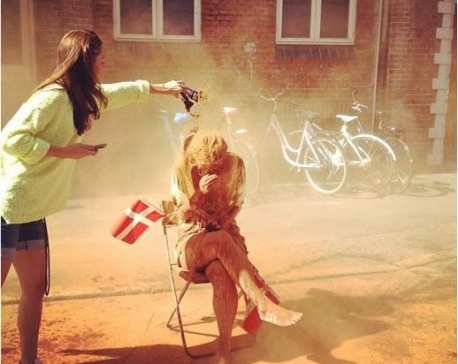 Danish cinnamon attack