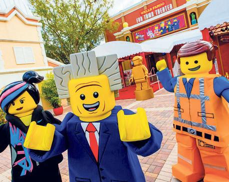 Britain's Merlin to open $350 million Legoland in New York