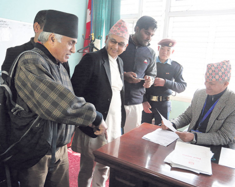 CJ Parajuli in controversy for alleged death threat