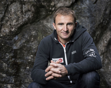 Family holds funeral for Swiss climber Ueli Steck in Nepal