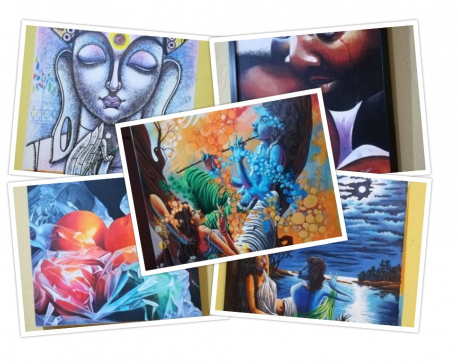 Strengthening the bond through art exhibition