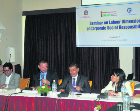 ILO committed to provide better lifestyle to laborers