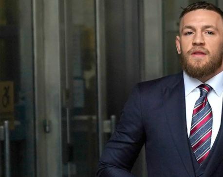 Conor McGregor accepts Khabib Nurmagomedov fight in October