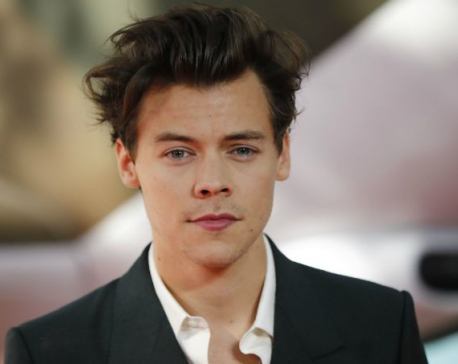 Harry Styles says he is okay after the recent mugging incident
