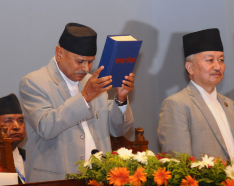 Registration of constitution amendment proposal unlikely today
