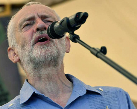 Corbyn: Labour will challenge UK Prime Minister May on any Brexit deal