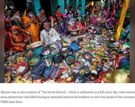 India set to reopen temples, malls but no sprinkling of holy water