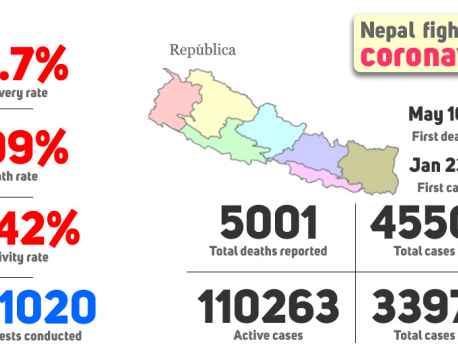 How resource-poor Nepal is grappling with second wave of COVID-19