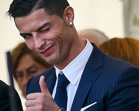32 flaming pictures of CR 7 on his birthday (Photo feature)