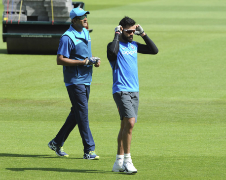 India set to be unchanged for Champions Trophy semifinals
