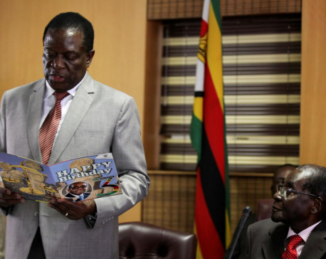 All eyes on the 'Crocodile' as Zimbabwe's Mugabe resigns