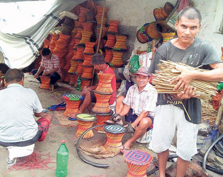 For Dashain, inmates too send money to families