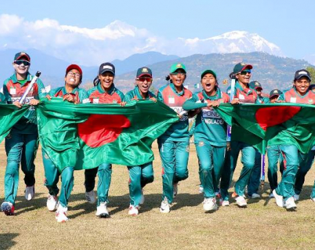 Bangladesh defeats Sri Lanka by 2 runs