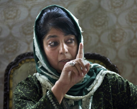 India arrests top Kashmiri leaders under controversial law