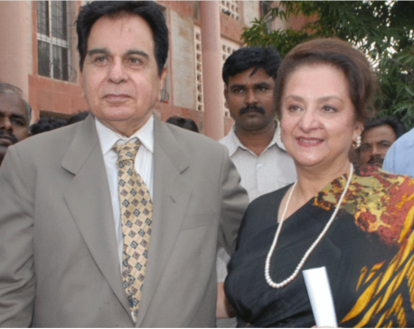 Dilip Kumar hospitalized after complaints of breathlessness