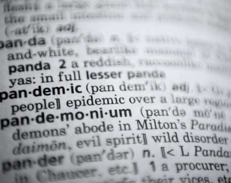 Merriam-Webster's top word of 2020 not a shocker: pandemic