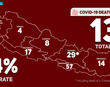 With 11 fatalities, Nepal records highest single-day COVID-19 related deaths
