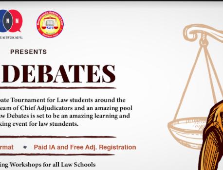 Law Debates 2021 held virtually concluded