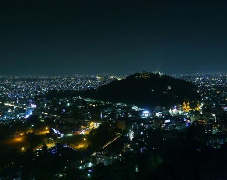 In pics: Laxmi Puja observed, Kathmandu shines