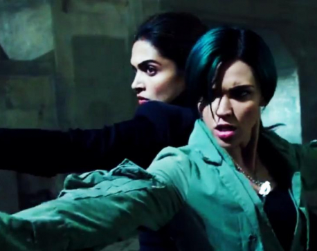 Deepika Padukone looks gorgeous in 'XXX: The Return Of Xander' trailer