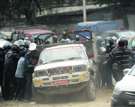 Traffic congestion a nightmare for Valley denizens
