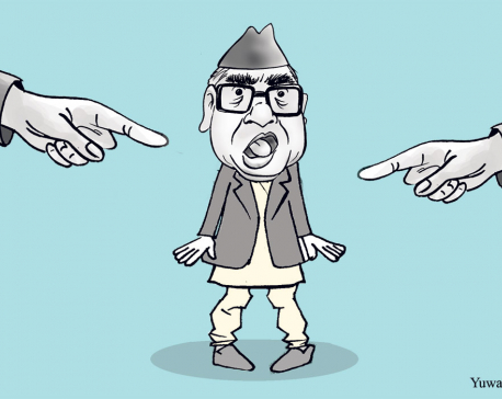 Deuba's burdens: Elections or bust